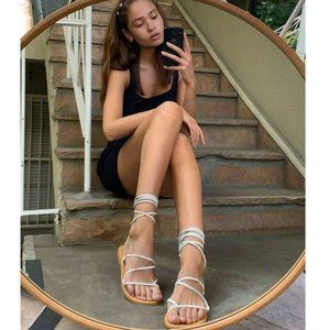 Urban Outfitters   NWT Suede Gladiator Sandal